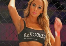 Ring Girl of the week: getting to know Simone Edwards