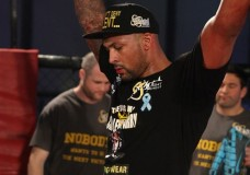 """UK's Top Heavy Weight Prospect Chi """"chopper"""" Lewis Parry"""