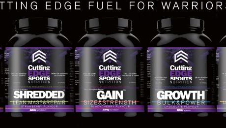 Cutting Edge Sports Nutrition