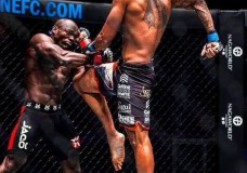 Chi Lewis Parry Wins at One FC In Taiwan: Moves to 6-0