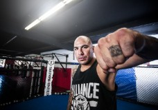 Who will Brandon Vera fight on his ONE FC debut?