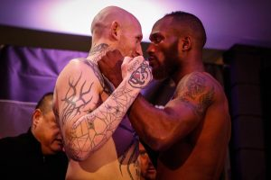 Alex lohore face off bellator