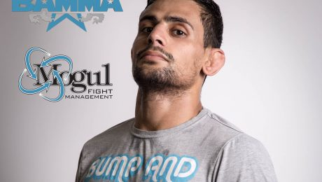 DANIEL CRAWFORD SET FOR BAMMA 29 DEBUT